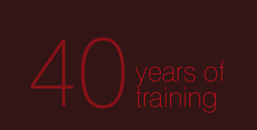 40 Years of Training
