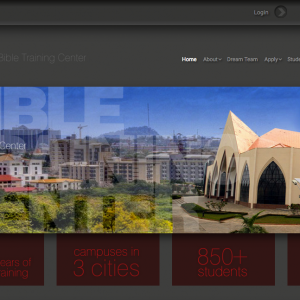 New Rhema Nigeria Website Portal